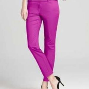 Chelsea crop career casual Ann Taylor pants